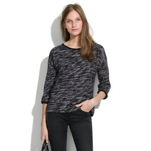MADEWELL Marled Shadetree Pullover Size XS - EUC